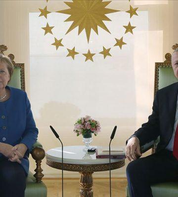 Türkiye ile Almanya arasında 'Doğu Akdeniz' görüşmesi