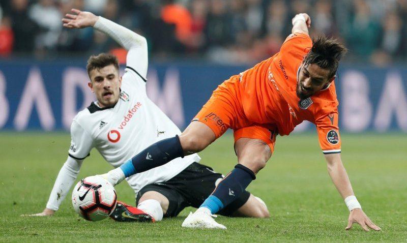 Vodafone Park'ta dev maç! Beşiktaş'ın konuğu Başakşehir