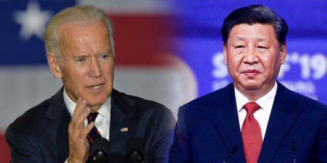 Çin Devlet Başkanı Cinping: Umarım karşılıklı saygı ve kazan-kazan ruhuna uygun iş birliğine odaklanırız