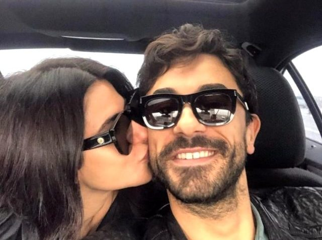 Nesrin Cavadzade ve Gökhan Alkan aşklarını ilan etti!