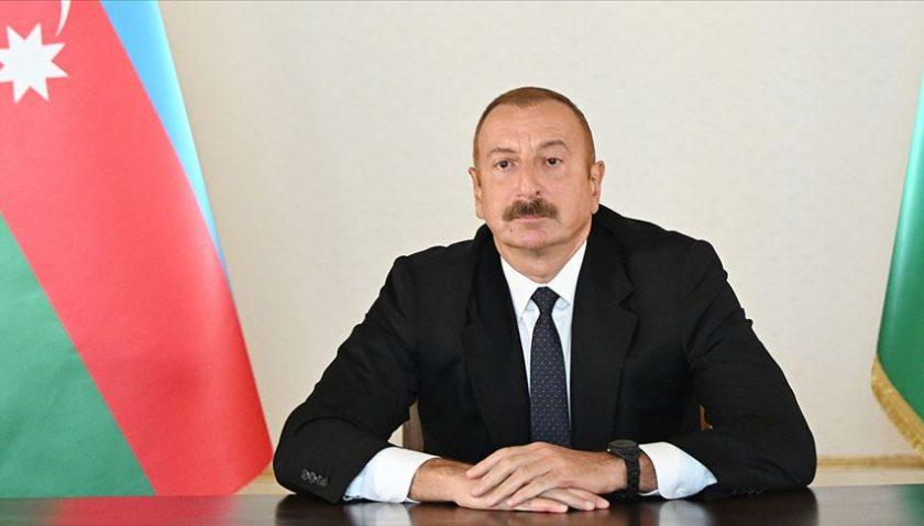 Cumhurbaşkanı İlham Aliyev Avrupa'nın sessizliğine tepki gösterdi!