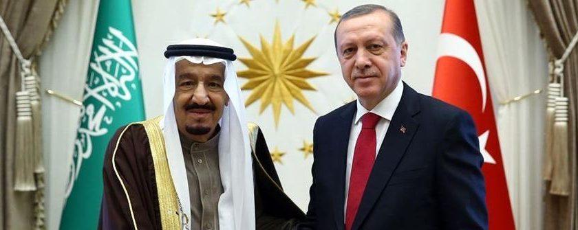 Erdoğan ile Selman'dan G20 değerlendirmesi