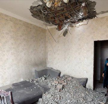 Ermenistan 28 yıl sonra ikinci kez evlerini yıktı!