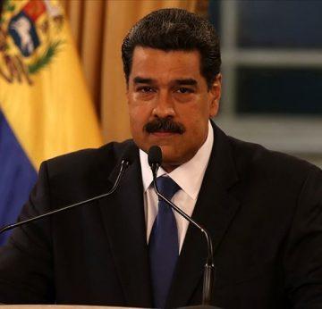 """Venezuela Başkanı net konuştu: """"Muhalefet seçimleri kazanırsa, görevi bırakacağım"""""""