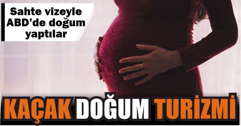 ABD'de 6 kişi, hamile kadınları doğum için Türkiye'den ülkeye getirmekle suç...