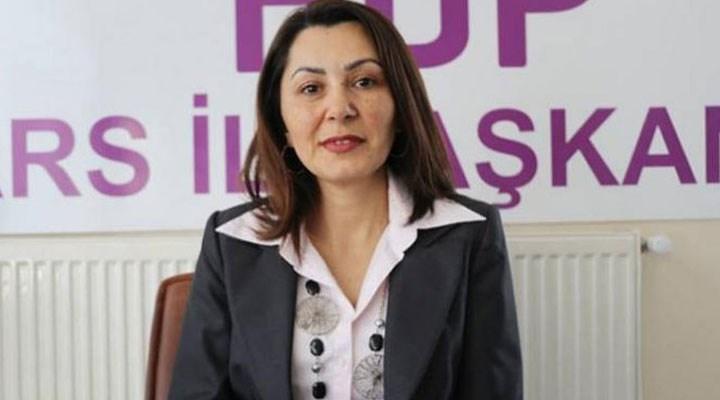 HDP'li Kars eski başkan yardımcısının 15 yıl hapsi talep ediliyor