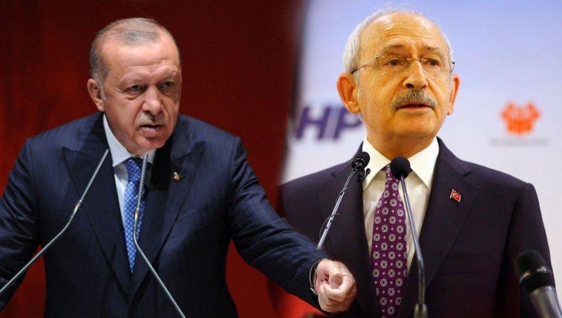 Erdoğan'dan Kılıçdaroğlu'na sert çıkış: Allah'ın verdiği havayı boş yere tüketiyor