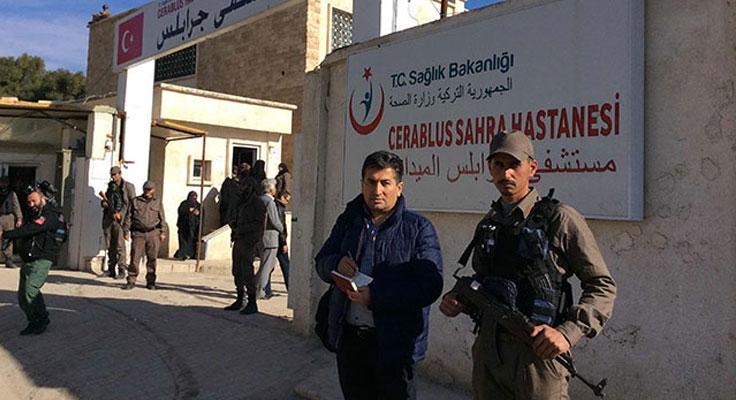 Devlet hastanesine yönelik canlı bomba saldırısı son anda önlendi!