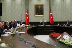 Cumhurbaşkanlığı Kabinesi kritik kararlar için toplanıyor