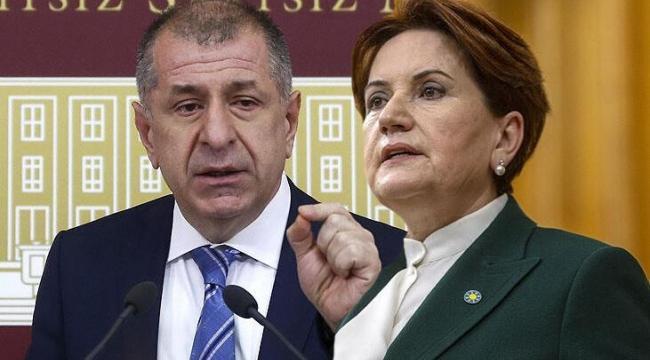 İYİ Parti'ye şok! Ümit Özdağ'ın ihracına mahkemeden iptal