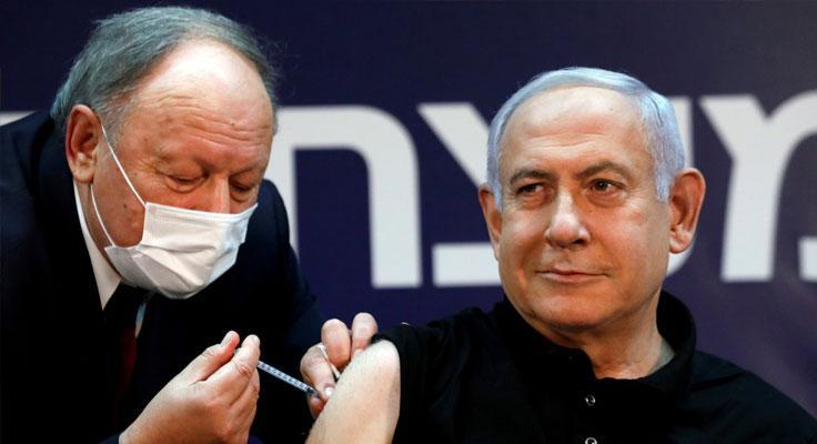 İsrail'den bir acımasız karar daha! Filistin'e koronavirüs aşısı engeli