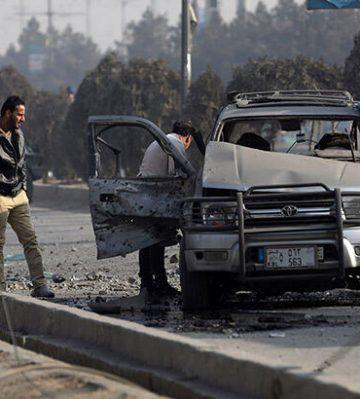 Kabil'de bombalı saldırı: 1 ölü