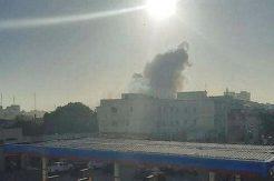 Somali'nin başkenti Mogadişu'da patlama!