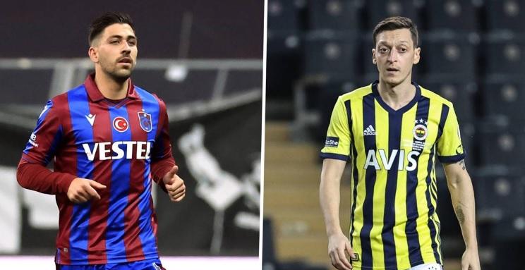 Trabzonspor'un konuğu Fenerbahçe! Muhtemel 11'ler...