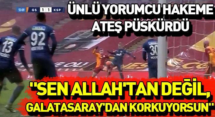 Serdar Ali Çelikler'den zehir zemberek açıklamalar!