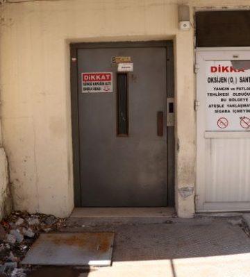 Kayseri'de şüpheli ölüm! Elektrik odasında ölü bulundu