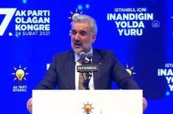 """Osman Nuri Kabaktepe: """"İstanbul'u yeniden kazanacağız"""""""