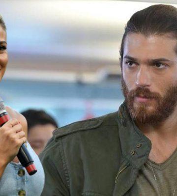 Can Yaman sevgilisi Diletta Leotta'ya evlilik teklifi etti!