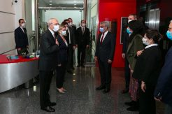 HDP CHP'yi ziyaret etti!