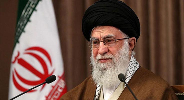 """İran Dini Lideri Hamaney: """"Nükleer silah üretmiyoruz"""""""