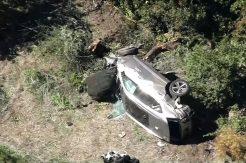 Golf efsanesi Woods trafik kazası geçirdi! Ameliyata alınan isim kariyerine nokta koyabilir