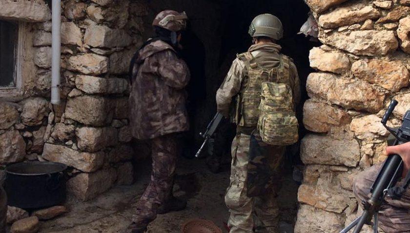 Mardin kırsalında PKK operasyonu! Bölgede sokağa çıkma yasağı ilan edildi
