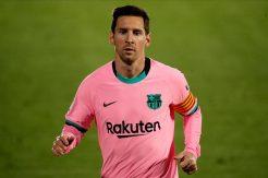 Messi'den Barça formasıyla yeni bir rekor