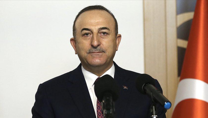 Çavuşoğlu: Dünya yine PKK katliamına sessiz kaldı