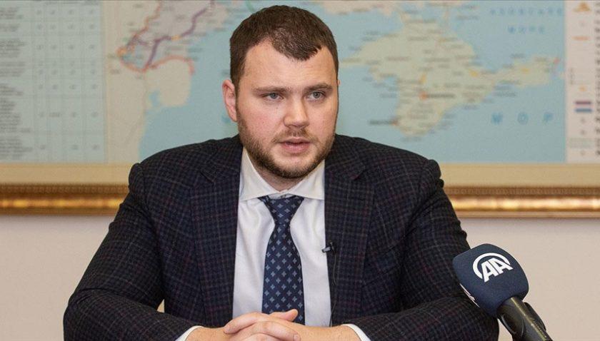 """Ukrayna Altyapı Bakanı Krikliy: """"Daha fazla Türk şirketi bekliyoruz"""""""