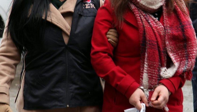 Kırmızı bültenle aranan DEAŞ üyesi kadın, Ankara'da yakalandı!