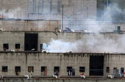 Ekvador'da cezaevlerinde isyan çıktı: 67 mahkum öldü