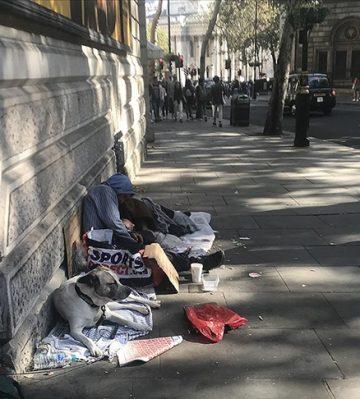 2020'de hayatını kaybeden evsiz sayısı %37 arttı