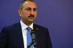 """Adalet Bakanı keskin konuştu: """"Terörle mücadelede hiçbir zaman geri adım atmayacağız"""""""