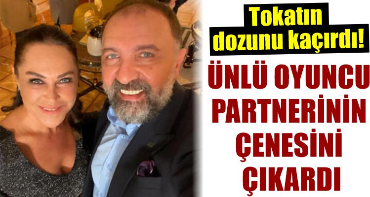 Hülya Avşar, tokat attığı rol arkadaşını hastanelik etti!