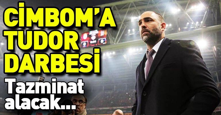 Tudor Galatasaray'a açtığı tazminat davasını kazandı