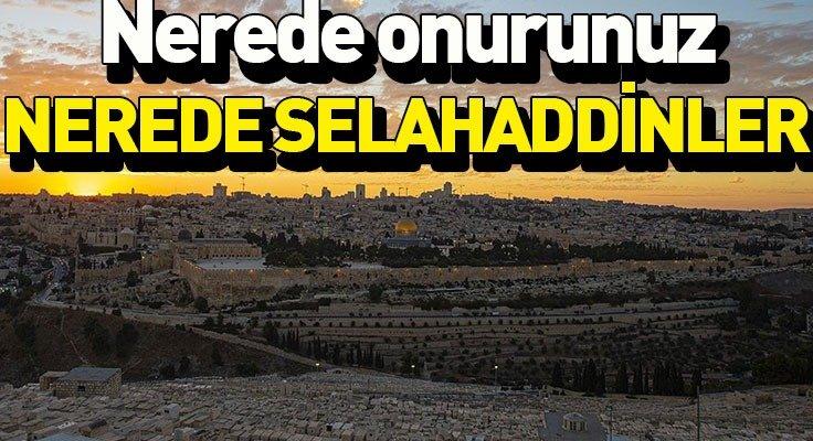 Kudüs fatihi Selahaddin Eyyubi, yeniden Kudüslülerin hafızasında