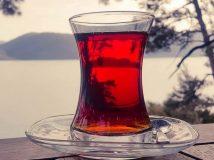 Türk kültürünün vazgeçilmez içeceği, çay!