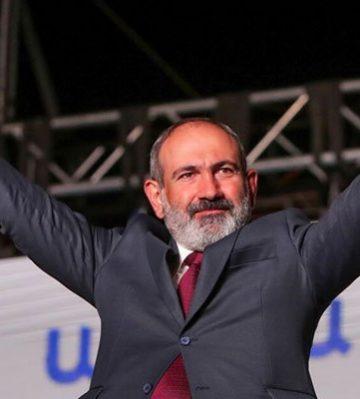 Mağlup Paşinyan tekrardan Başbakan oldu!