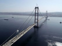 1915 Çanakkale Köprüsü tamamlanmak üzere!