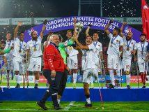Ampute Futbol Milli Takımı yeniden Avrupa Şampiyonu!