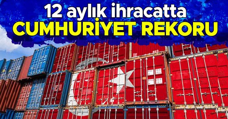 Ticaret Bakanı Muş açıkladı: İhracatta 207,5 milyar dolarla cumhuriyet rekoru kırıldı...