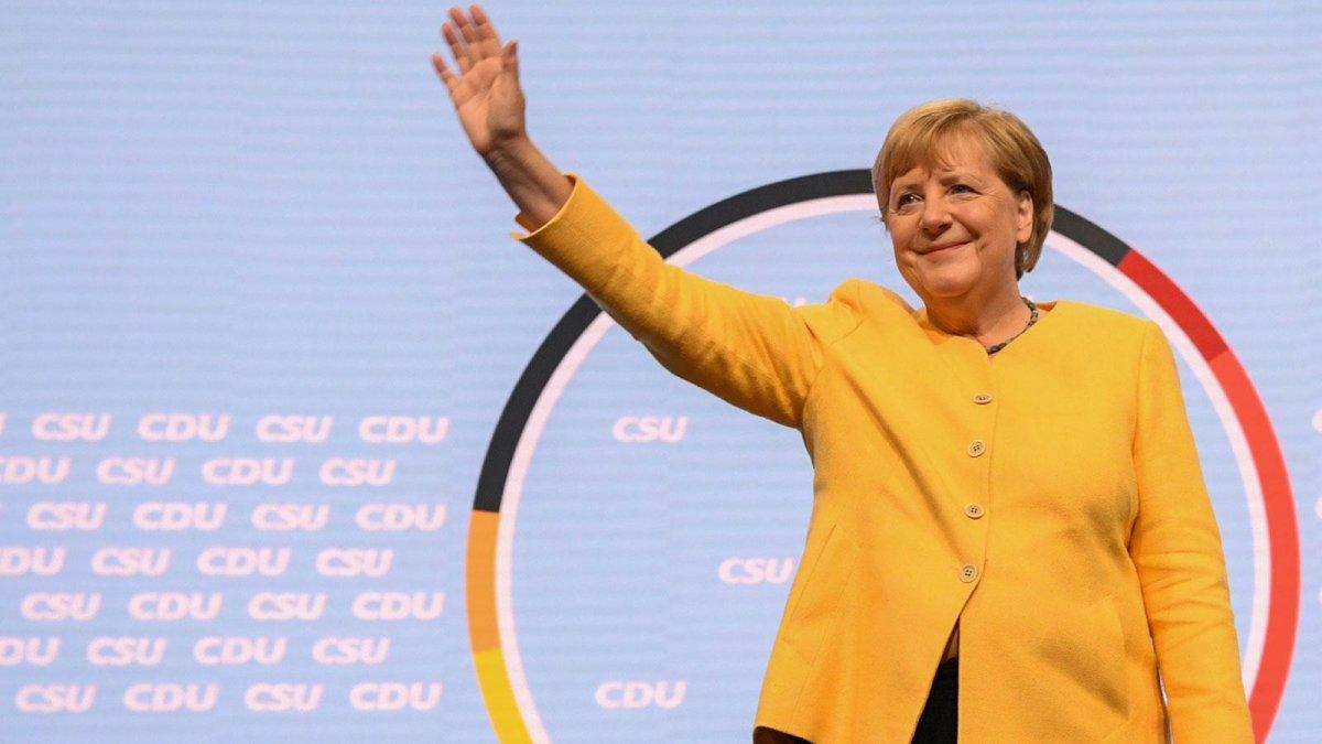 Avrupalıların tercihi Merkel oldu