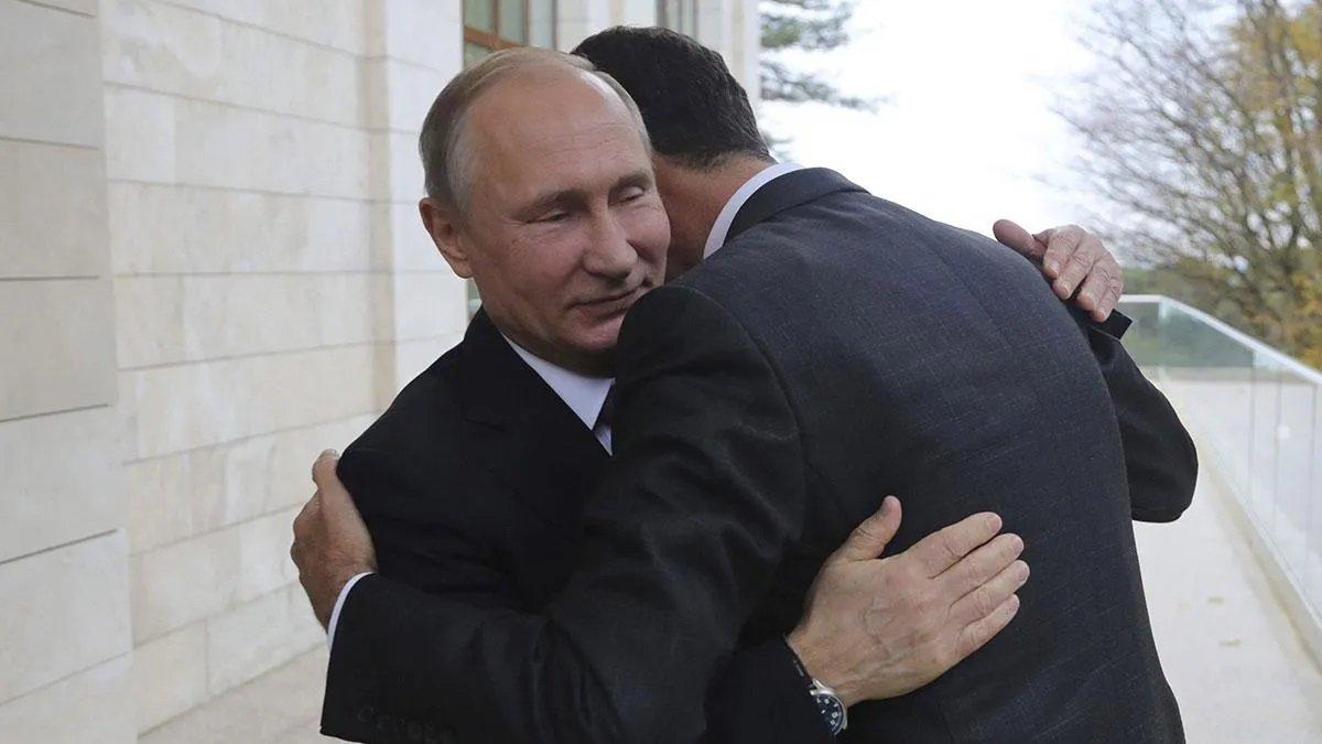 Putin, Suriye'deki 'yabancı güçleri' sorun olarak görüyor