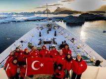 Türkiye'nin Antarktika'daki araştırma konusu belli oldu
