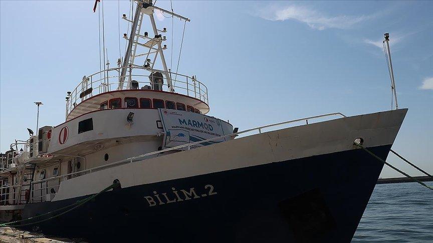 Marmara'da araştırmalar tamamlandı! Oksijen azlığı tehlikesi artıyor