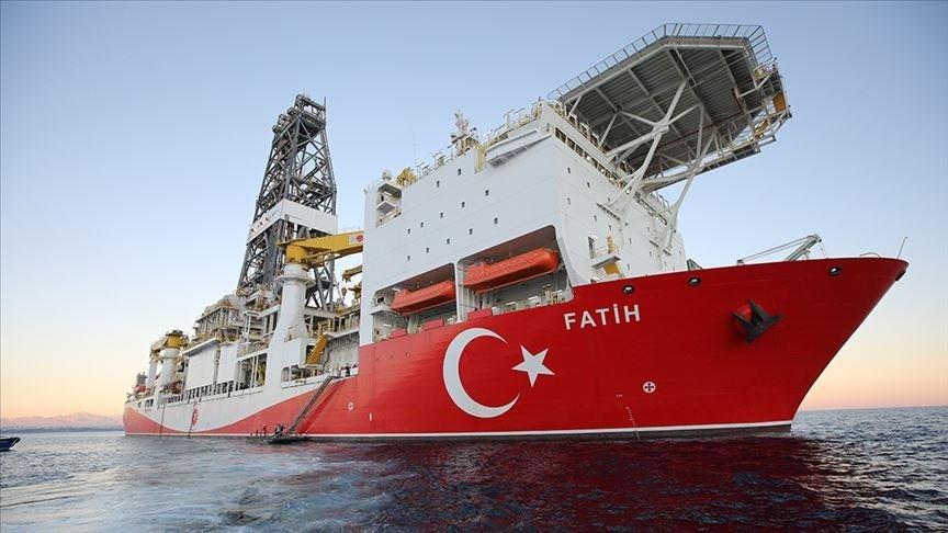 Fatih, Türkali-5'te sondaja başladı