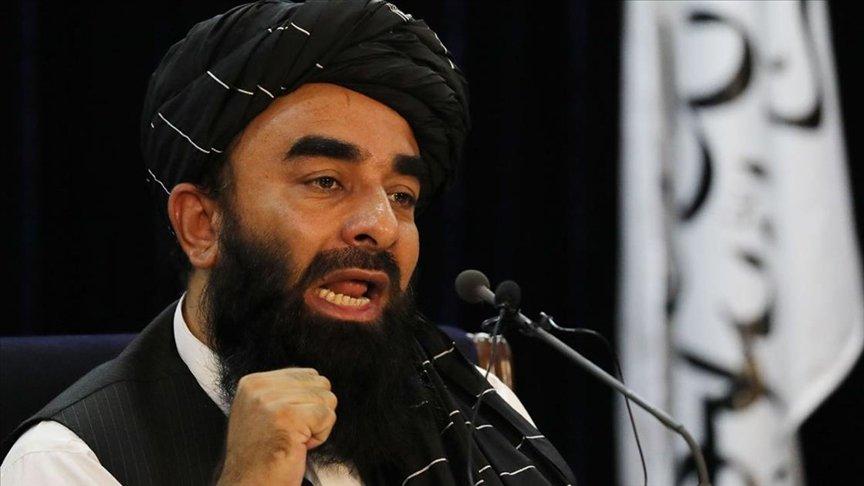 Taliban: ABD geçmişteki eylemlerden sorumlu tutulmalı