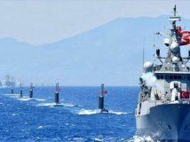 Türkiye'den Yunanistan'a NAVTEX