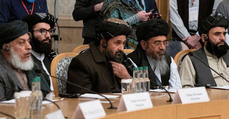 ABD, Taliban yönetimiyle bir araya geliyor