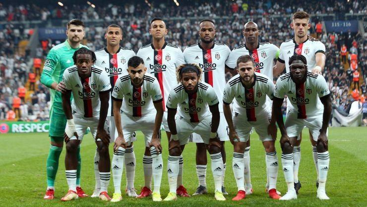 Beşiktaş Devler Ligi'nde kader maçına çıkıyor! İşte muhtemel 11'ler...